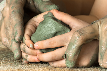 Hand Building Clay