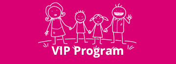 vip program placeholder